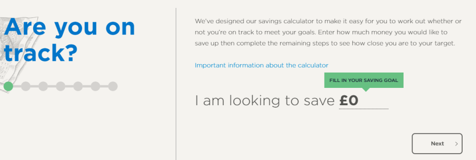 sanlam whats your number bristol copywriter CALCULATOR