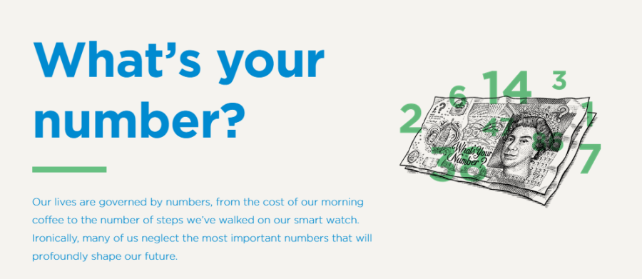Sanlam whats your number bristol copywriter